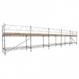 Unihak Ställning Komplett 12 x 4 meter 140 Trall 8500-400120T140 Home