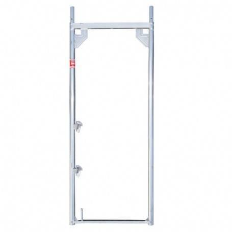UniRam Alu Paket 8 x 12 m 73 cm stålplank