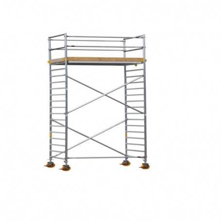 Custers rullställning 130 x 305 x 650 cm. 1000-3051 Rullställningar