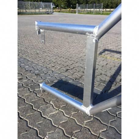 Unihak Trappräcke till aluminium trappor 8000-052 Byggnadsställningar
