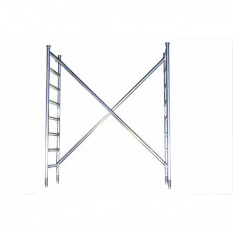 2 meter förhöjning av 130 x 250 cm. 2020-130250200 tillbehör