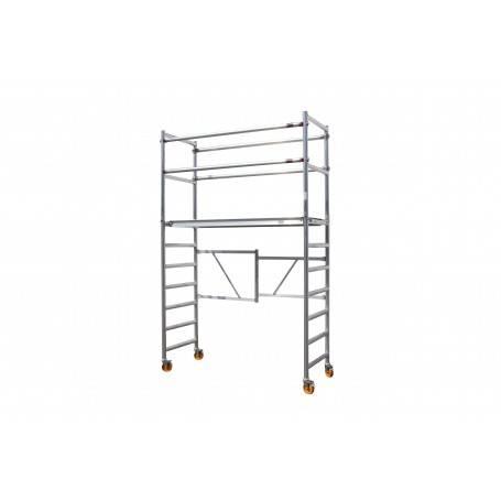 Hantverkarställning 74x178x380 cm med räcken - Custers