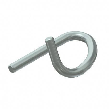 Lås sprit 9 mm - Uniring