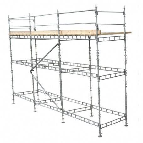 Unihak ställning Spira 300 cm 8100-300 Byggnadsställningar