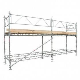 Unihak Ställning Komplett 6 x 4 meter 140 Trall