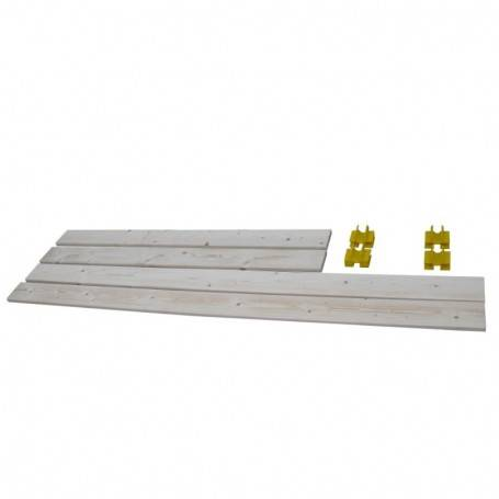Sparklister kit 130 x 250 cm 9911-130250 tillbehör
