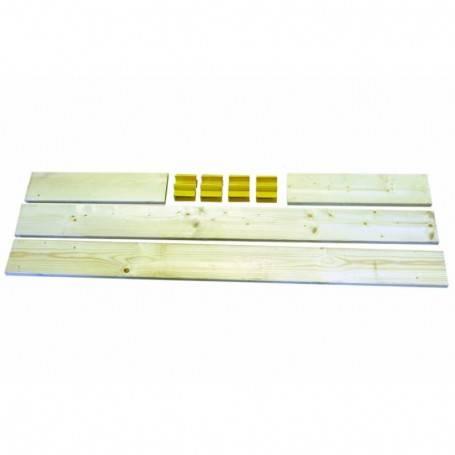 Sparklister kit 74 x 305 cm 9911-074305 tillbehör
