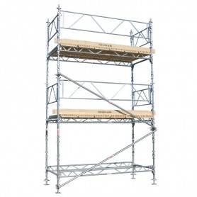 Unihak Ställning Komplett 6 x 3 meter 140 Trall