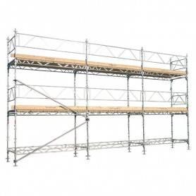 Unihak Ställning Komplett 6 x 9 meter 140 Trall
