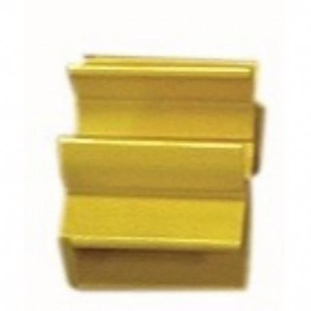 Custers Gul sparklist plastclips. 9910-000 tillbehör