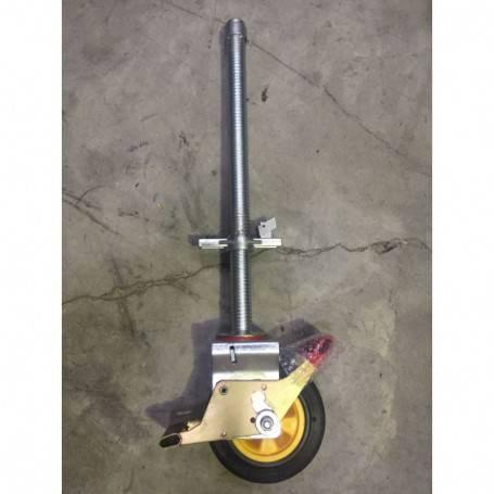 Custers gummihjul 20 cm. 9901-20750 tillbehör